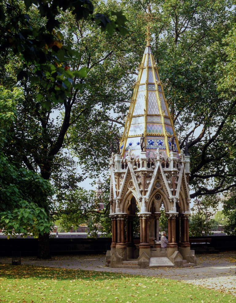 Lewis Deisgn London - Buxton Memorial Fountain (2)