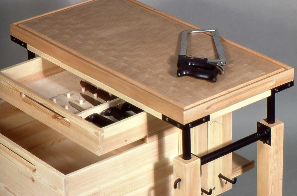 Lewis Design London - Culinary Workstation (1)