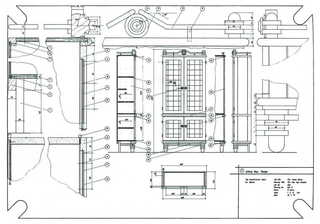Lewis Design London - Kitchen Concept (10)
