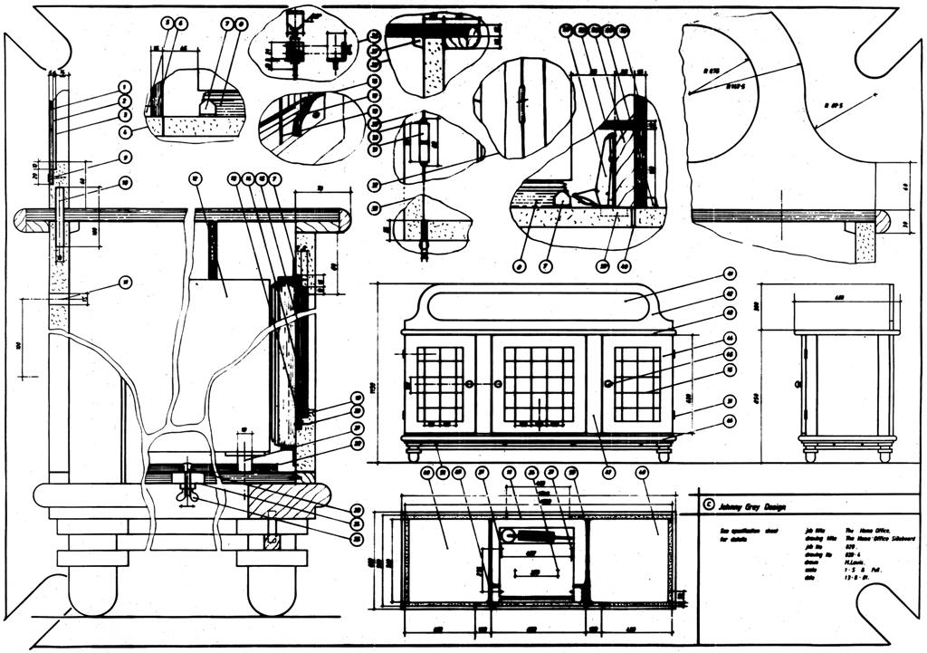 Lewis Design London - Kitchen Concept (11)