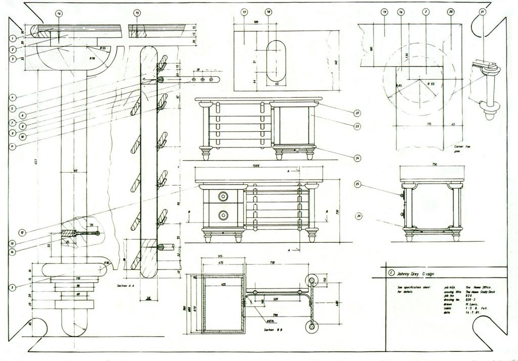 Lewis Design London - Kitchen Concept (33)