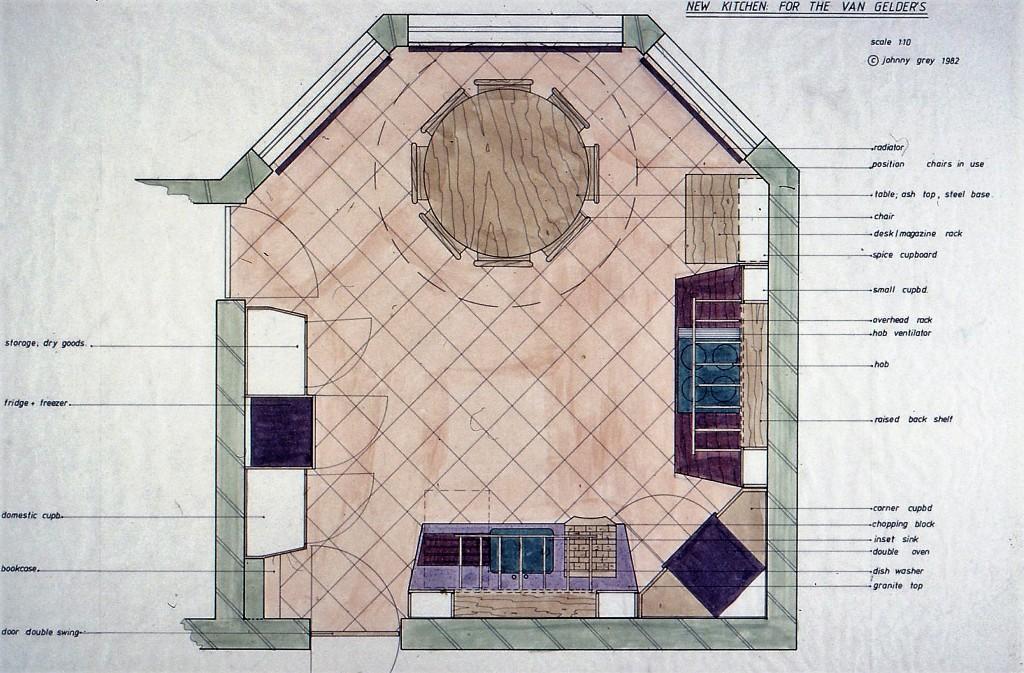 Lewis Design London - Kitchen Concept (5)