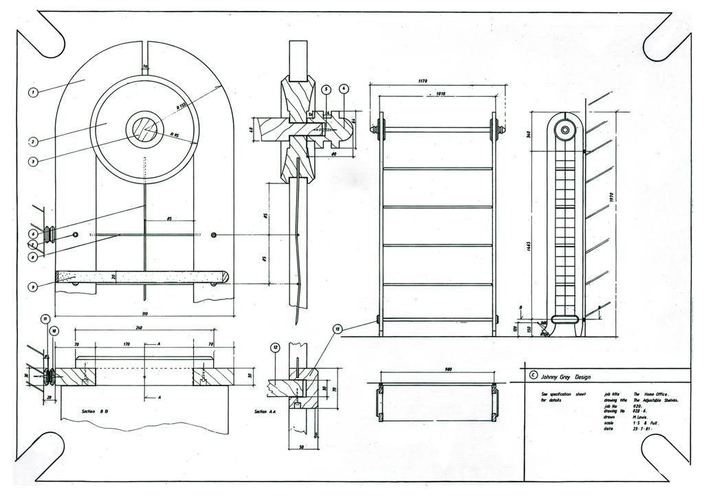 Lewis Design London - Kitchen Concept (7)