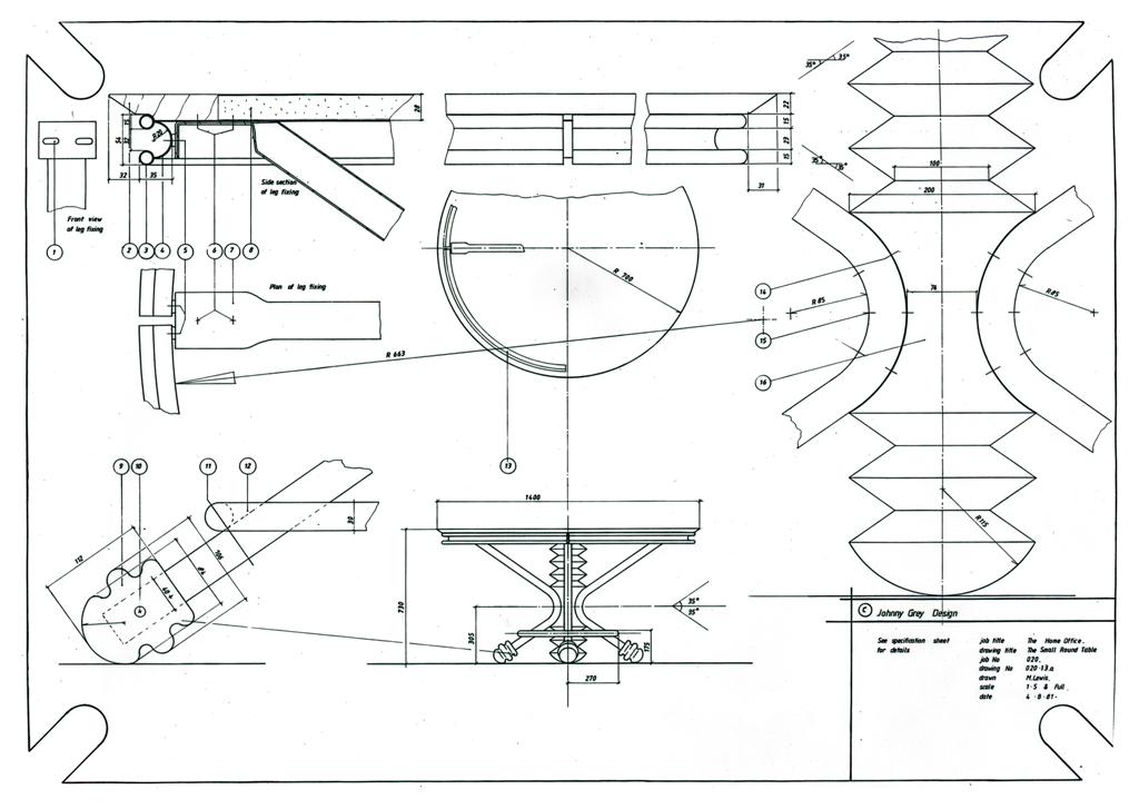 Lewis Design London - Kitchen Concept (8)