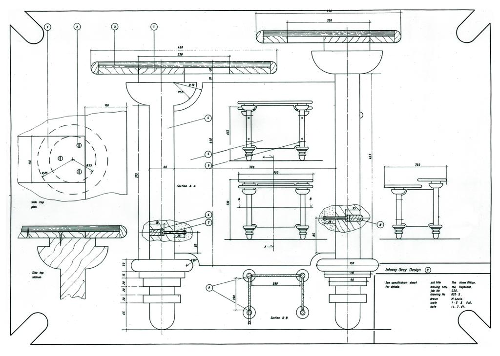 Lewis Design London - Kitchen Concept (9)
