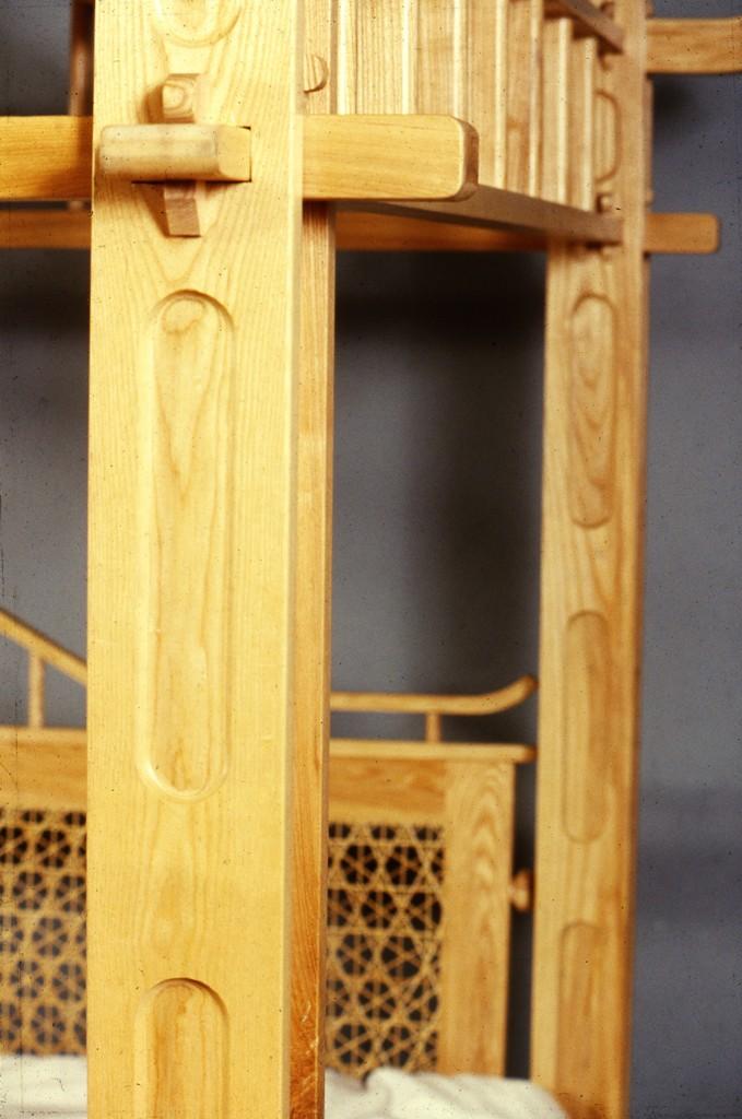 Lewis Design London - Oriental Bed (3)