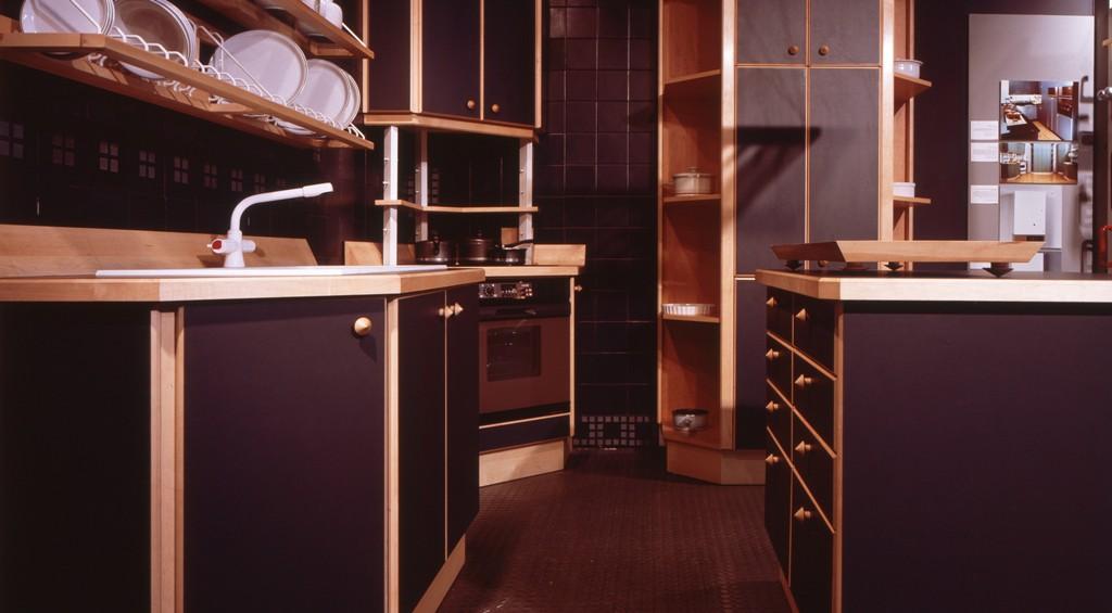 Lewis Design London - Black Kitchen (4)