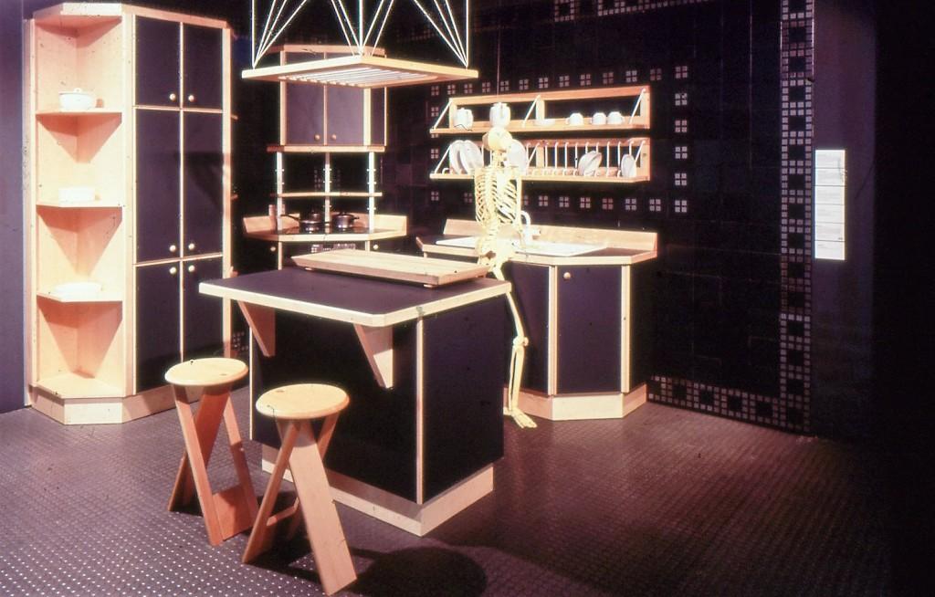 Lewis Design London - Black Kitchen (5)