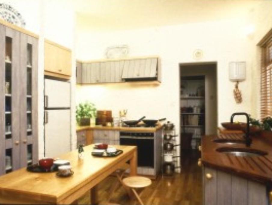Japanese Kitchen Lewis Design London