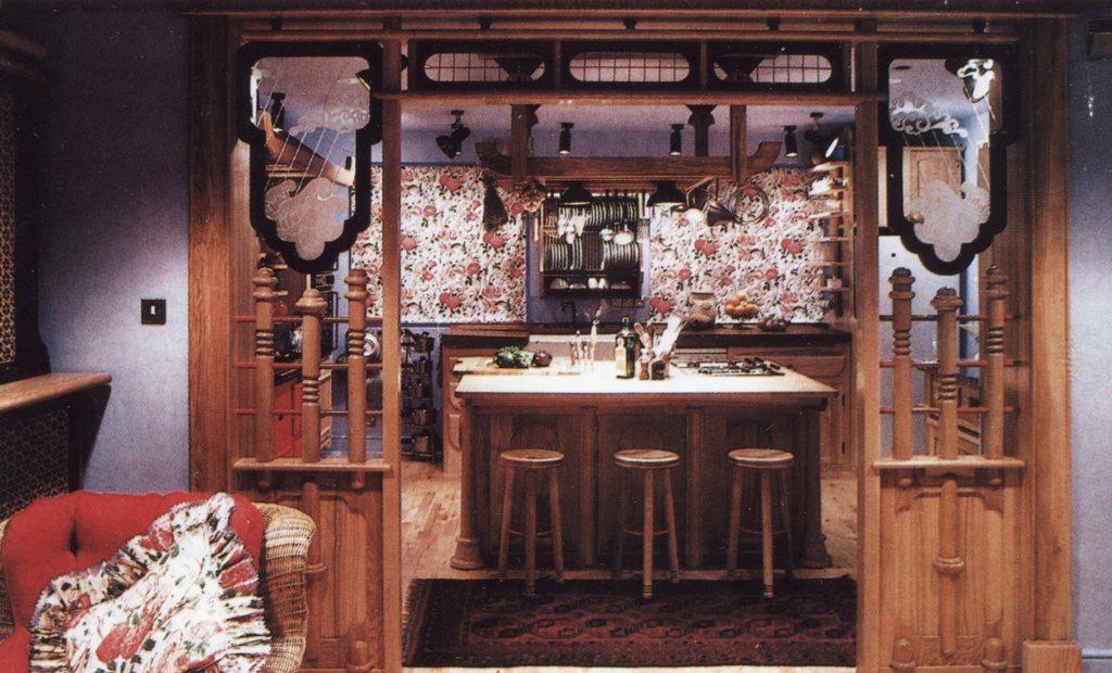 Lewis Design London - Newell's Kitchen (5)