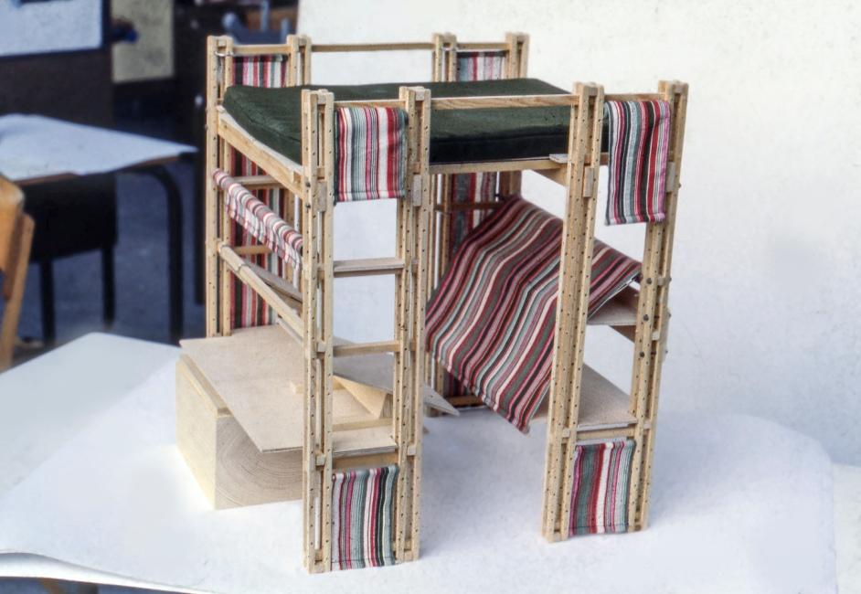 Lewis Design London - Office Bed (1)