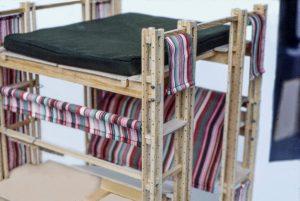 Lewis Design London - Office Bed