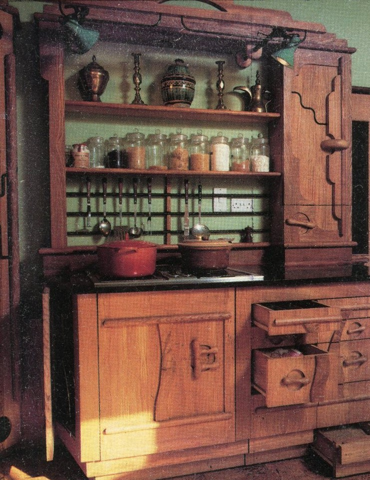 Lewis Design London - Olive Ash Kitchen (1)