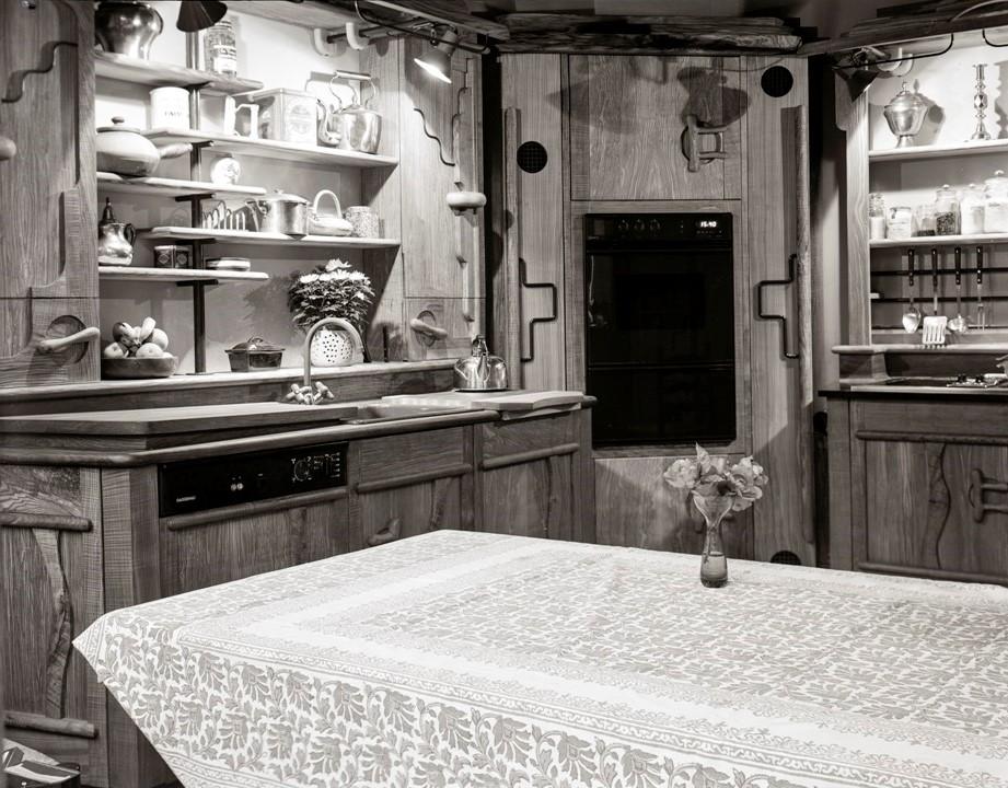 Lewis Design London - Olive Ash Kitchen (5)