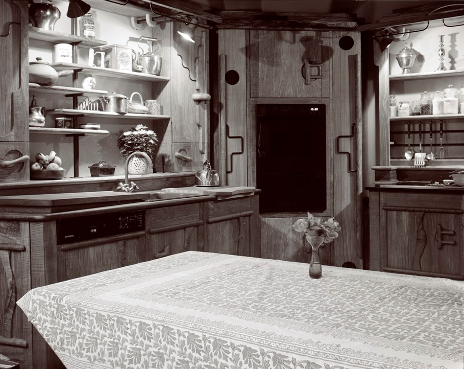 Lewis Design London - Olive Ash Kitchen (6)
