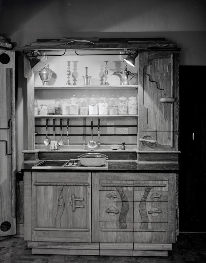Lewis Design London - Olive Ash Kitchen (7)