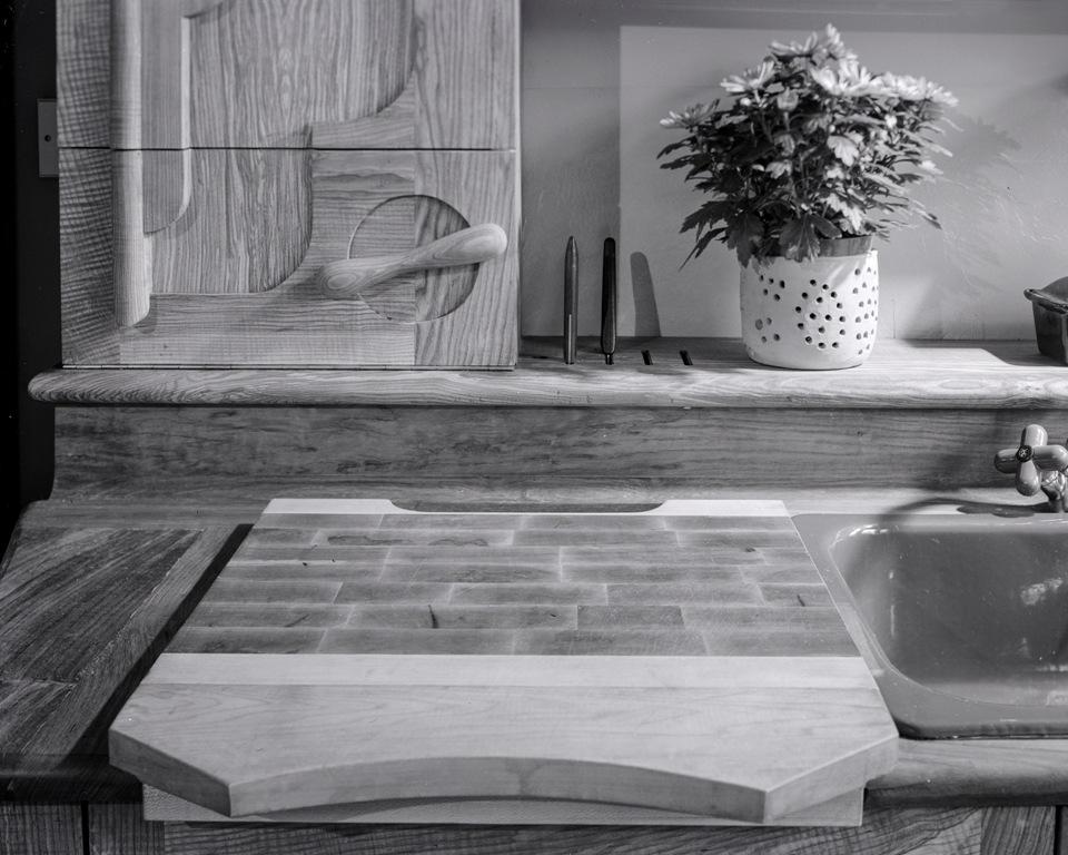 Lewis Design London - Olive Ash Kitchen (9)