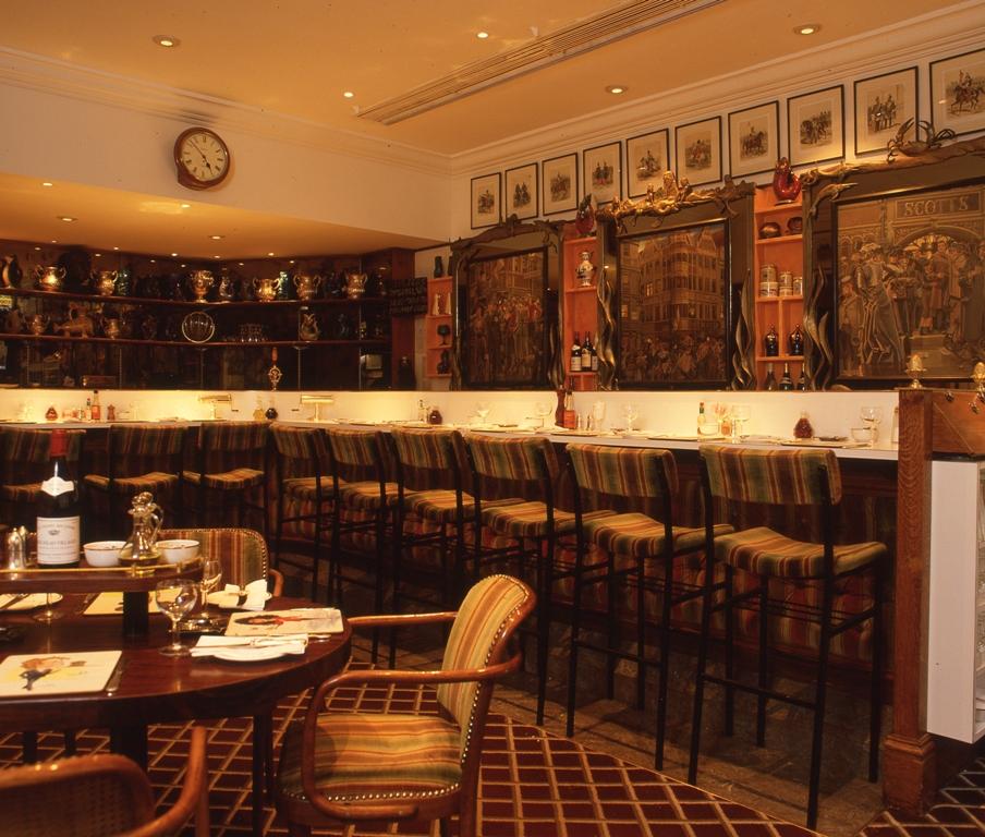 Lewis Design London - Scotts Restaurant (10)