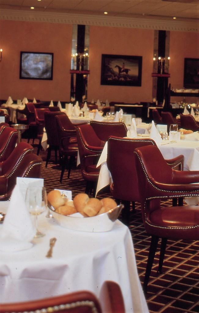 Lewis Design London - Scotts Restaurant (12)