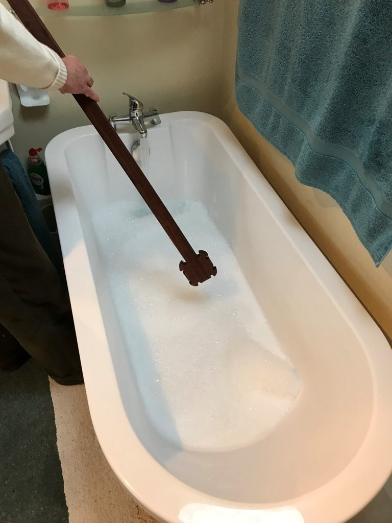 Lewis Design London - Bath Paddle (4)