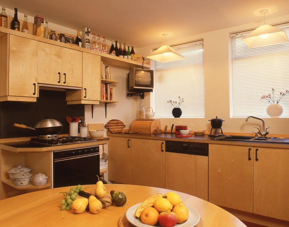 Lewis Design London - Chinese Kitchen