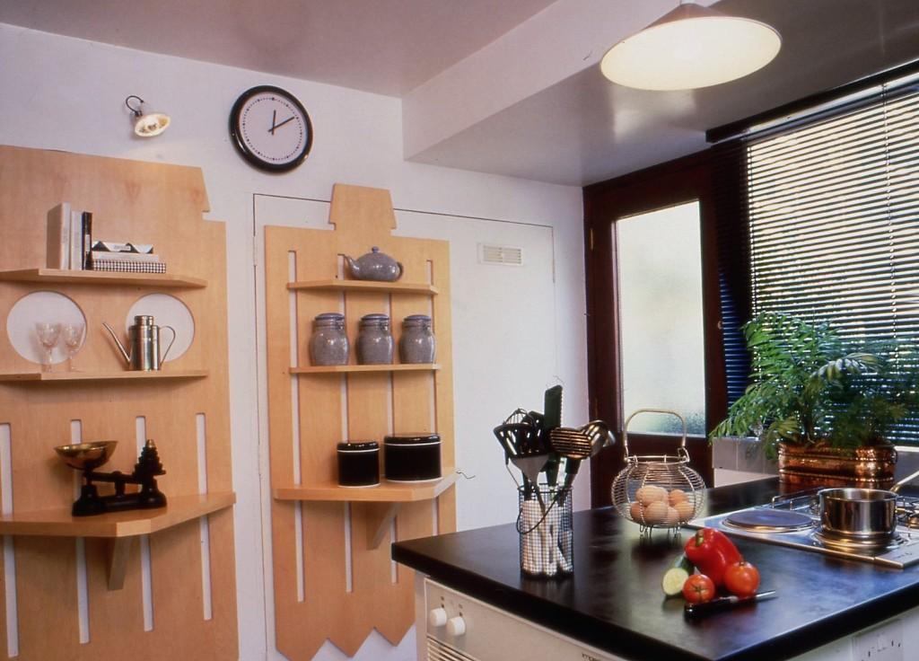 Lewis Design London - Post Modern Kitchen (1)