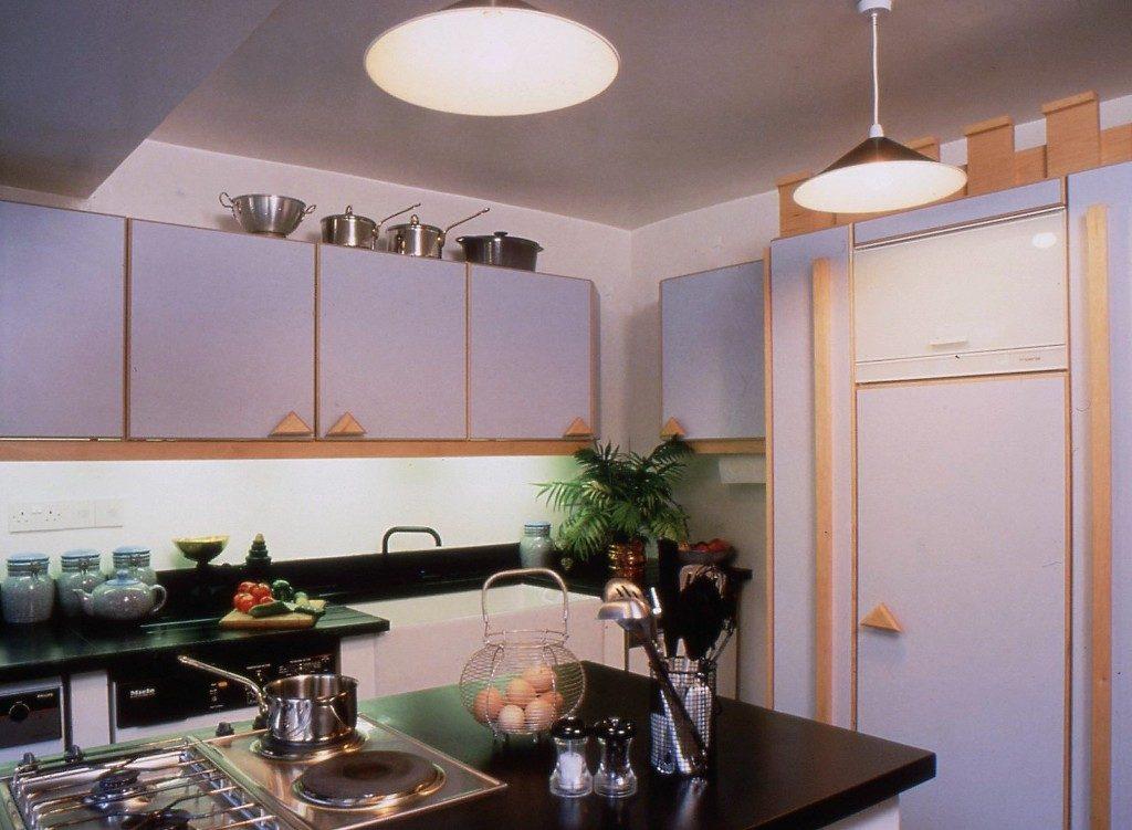 Lewis Design London - Post Modern Kitchen