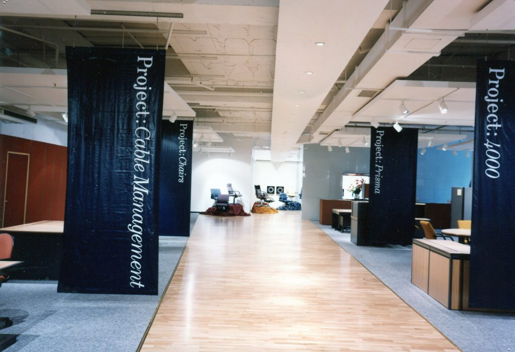 Lewis Design London - Project Office
