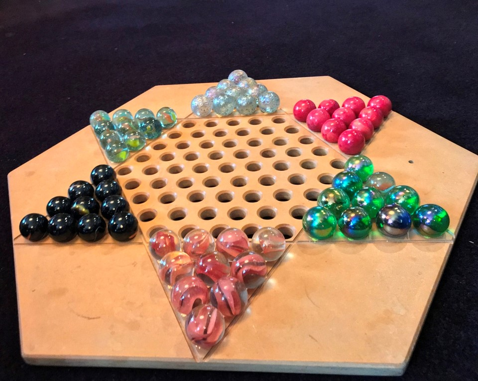 Lewis Design London - Chinese Checkers (1)