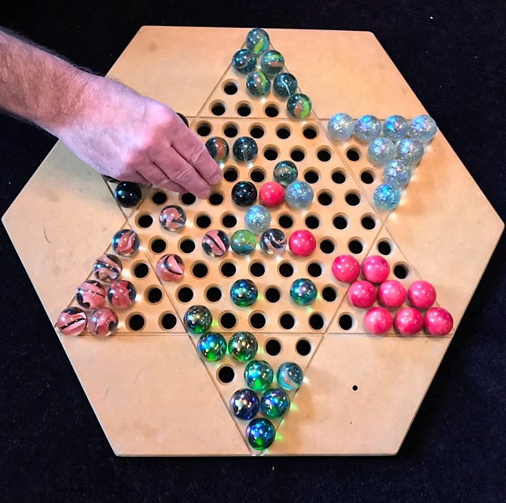 Lewis Design London - Chinese Checkers (11)