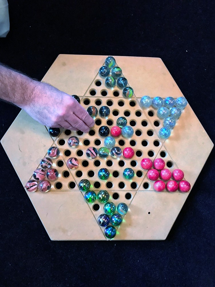 Lewis Design London - Chinese Checkers (12)