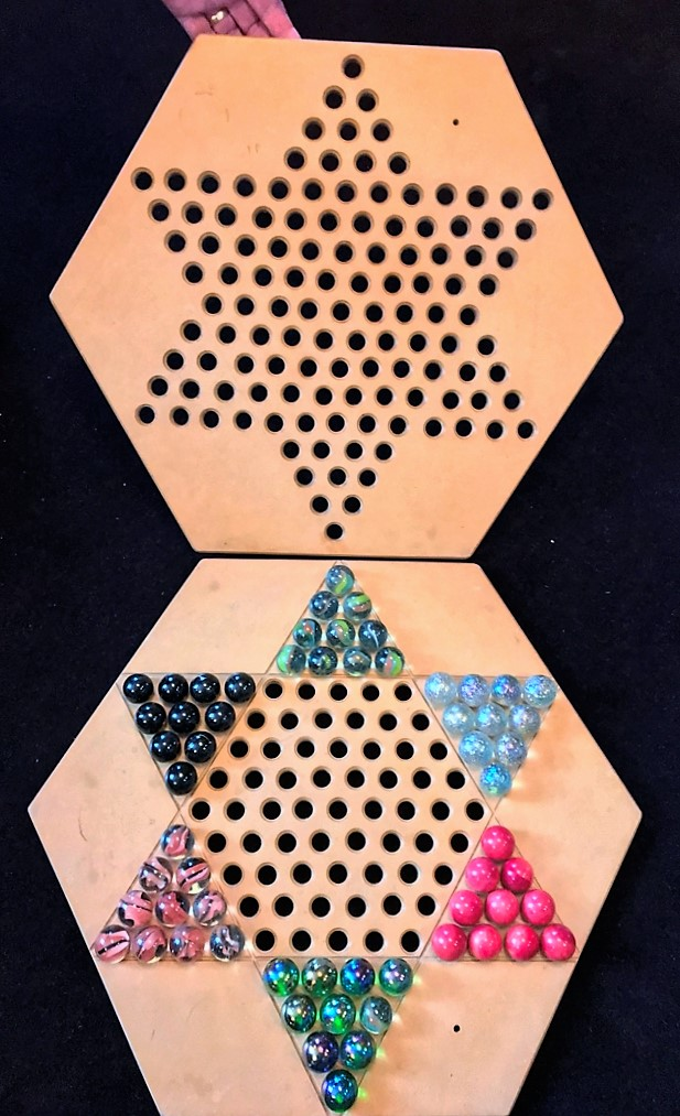 Lewis Design London - Chinese Checkers (9)