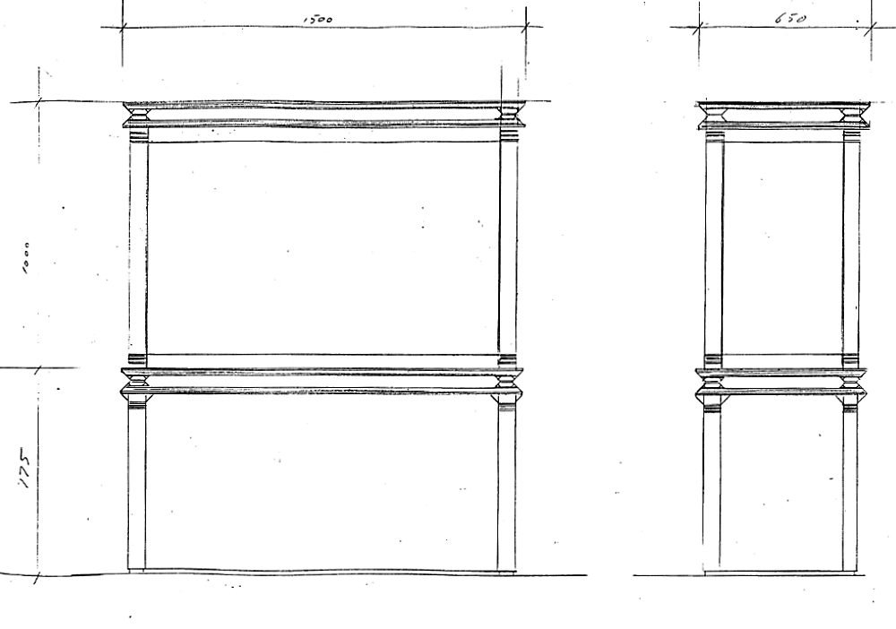 Lewis Design London - Display Cabinet (3)