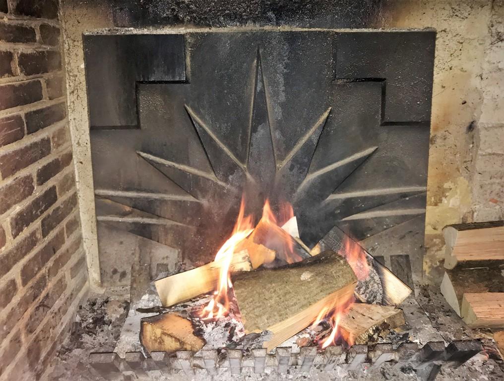Lewis Design London - Fire Back