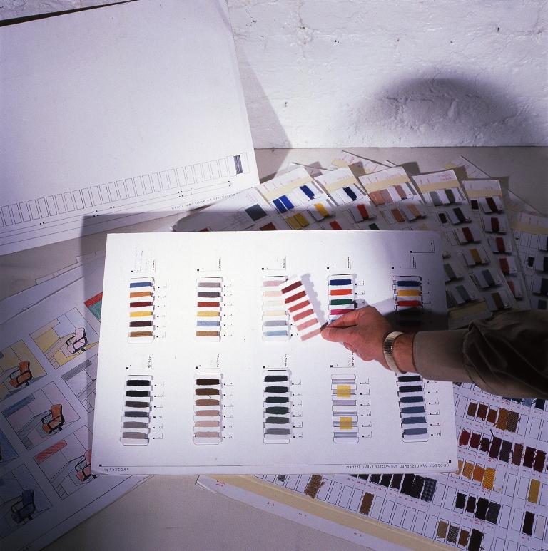 Lewis Design London - Fabric System (2)