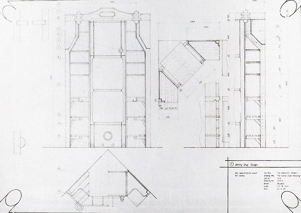 Lewis Design London - Harlech Kitchen (1)