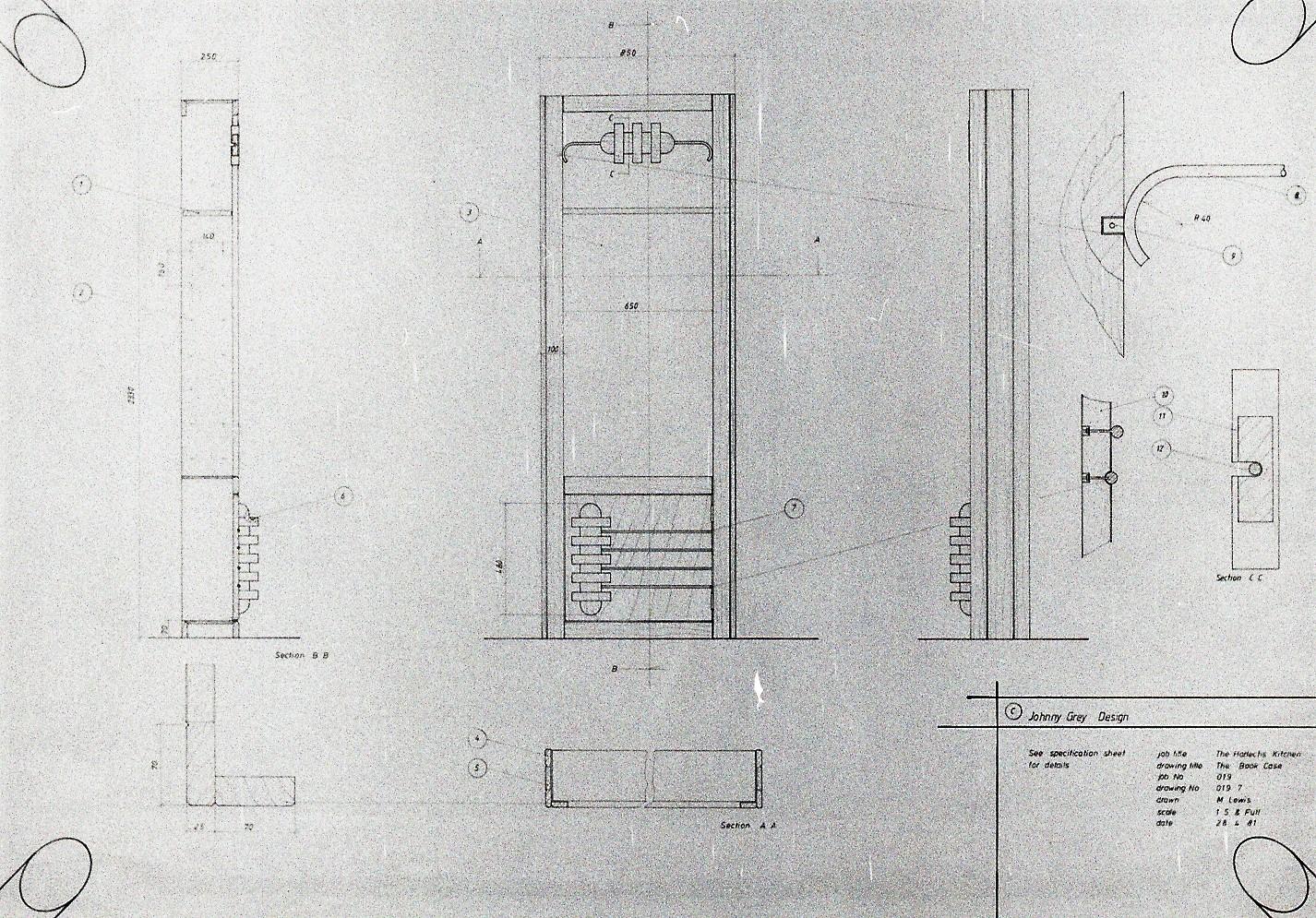 Lewis Design London - Harlech Kitchen (3)