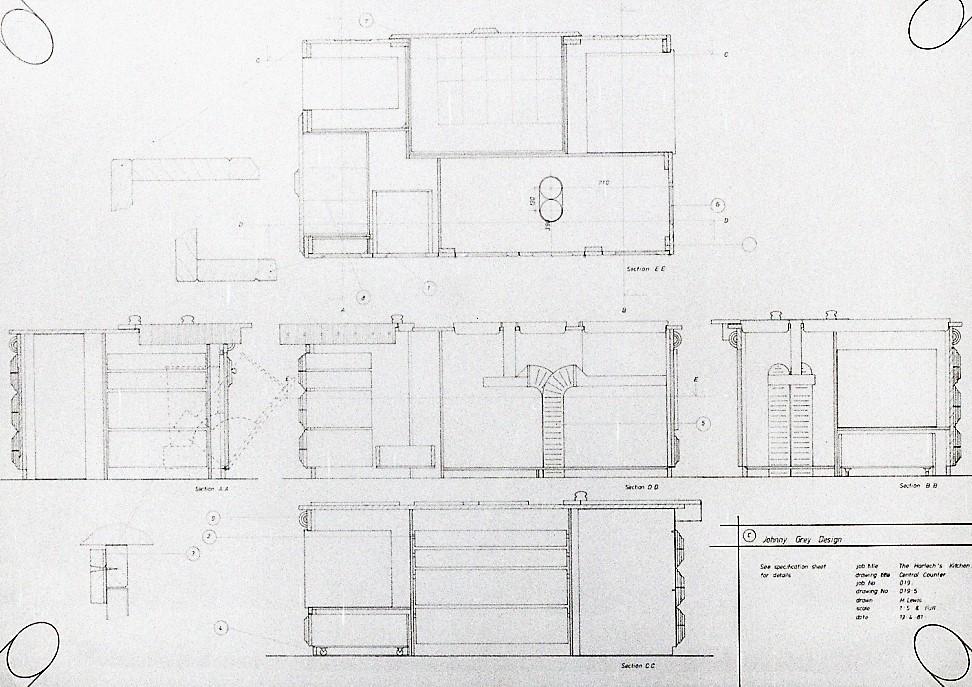 Lewis Design London - Harlech Kitchen (4)