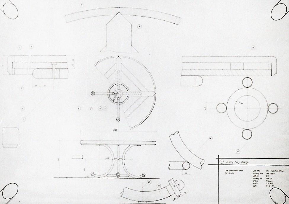Lewis Design London - Harlech Kitchen (5)