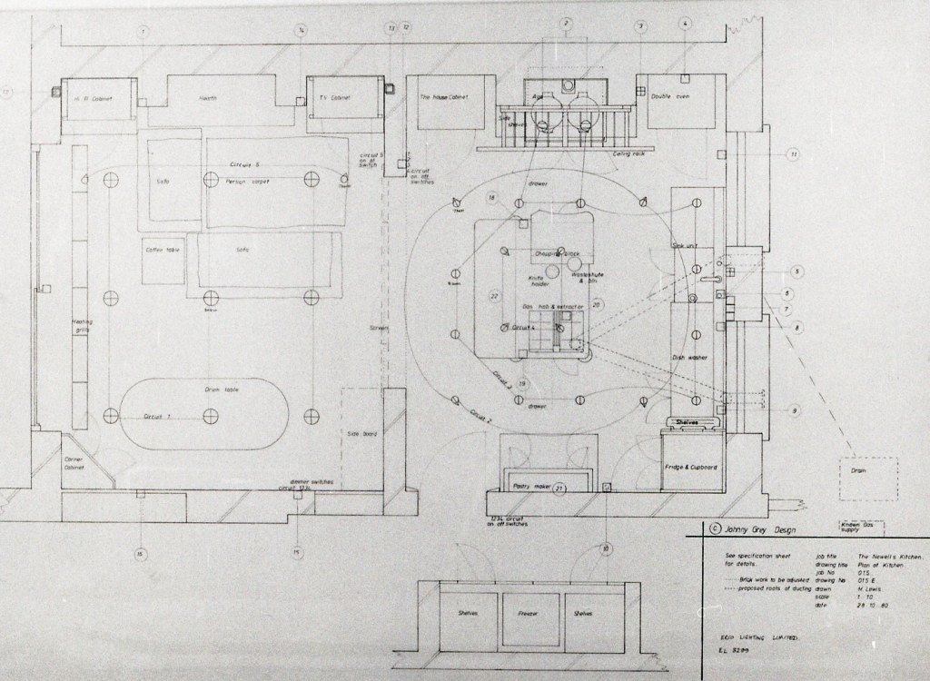 Lewis Design London - Newell's Kitchen Drawings (5)