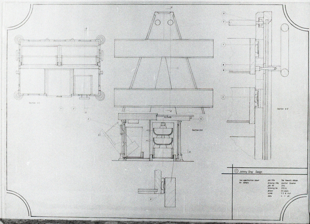 Lewis Design London - Newell's Kitchen Drawings (7)