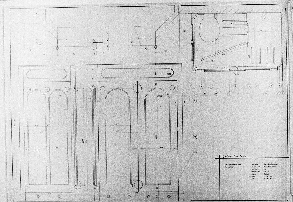 Lewis Design London - Mendleson's Kitchen (1)