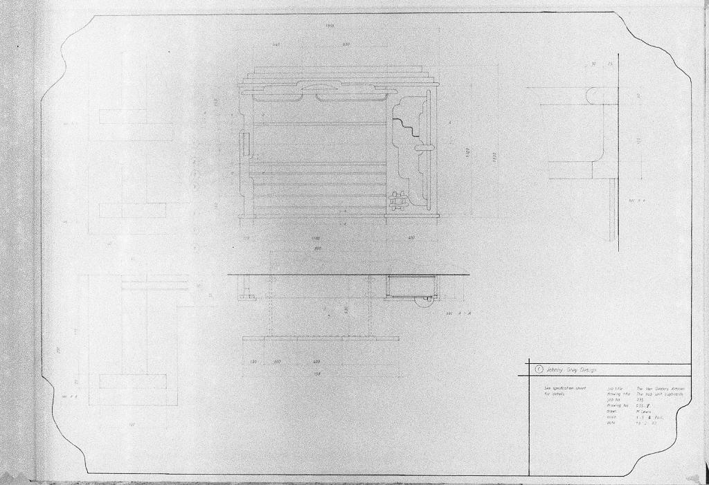 Lewis Design London - Van Gelders Kitchen (2)