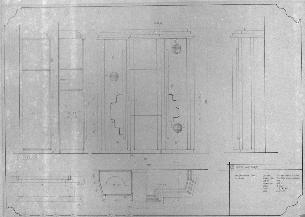 Lewis Design London - Van Gelders Kitchen (6)