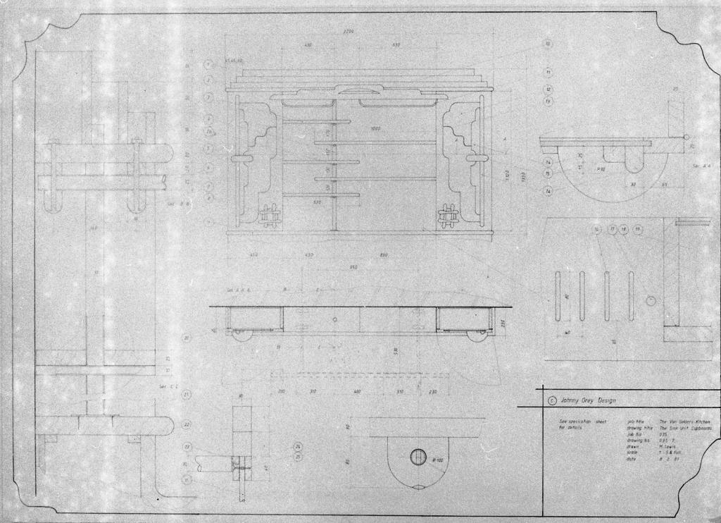 Lewis Design London - Van Gelders Kitchen (7)