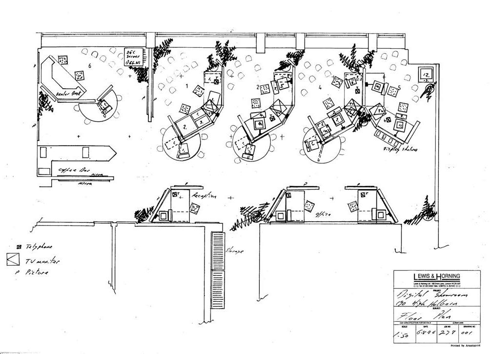 Lewis Design London - Digital Design Showroom Plan (1)