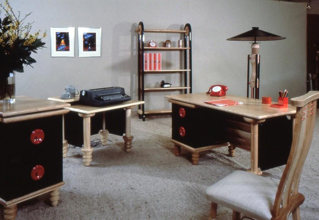 Lewis Design London - Home Office Photos (4)