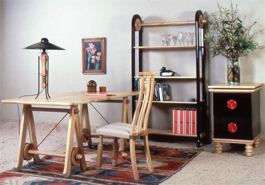 Lewis Design London - Home Office Photos (7)
