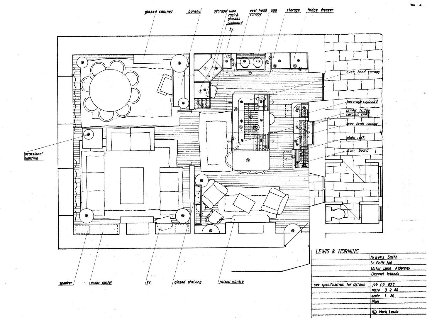 Lewis Design London - Kitchen Concept 1 (2)