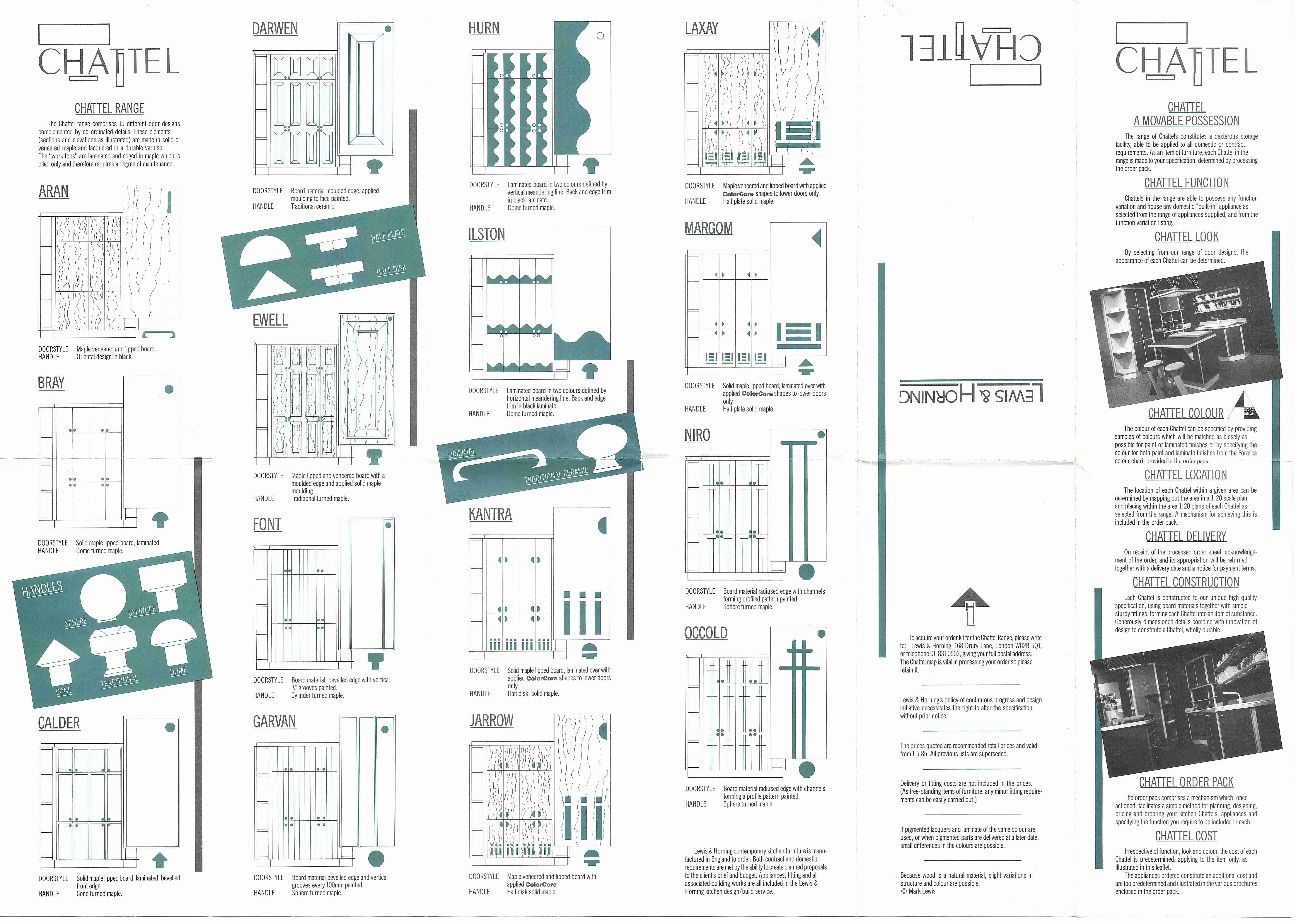 2 Lewis Design London - Chattel Instructions (1)
